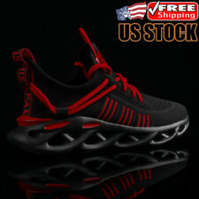 Men's Fashion Sneakers Non-Slip Running Shoes Sports Tennis Athletic Jogging Gym
