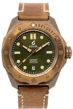 NEW BOLDR Odyssey BronzeGreen Bronze Green watch NH35A automatic