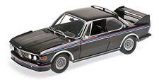 Minichamps 1/18: 180029025 BMW 3.0 Csl - 1973 (E9), Black, With