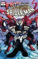 ABSOLUTE CARNAGE SYMBIOTE SPIDER-MAN #1 MAYHEW TRADE VARIANT LTD 1500 W/COA