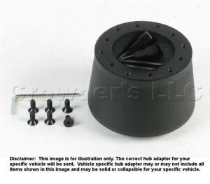 Nardi Steering Wheel Hub Adapter Kit Chevy Chevrolet GM Telescoping Column Only
