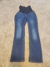 Jessica Simpson Maternity Jeans PXS Boot Cut. EUC.