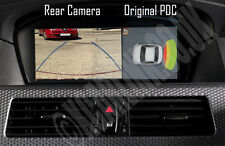 BMW iDrive CCC Foto in foto Video Multimediale Fotocamera Posteriore Interfaccia