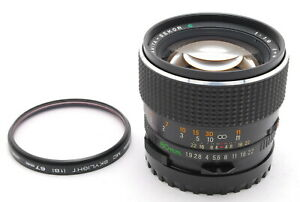 【MINT】Mamiya Sekor C 80mm F/1.9 Lens For M645 1000s Pro TL From JAPAN
