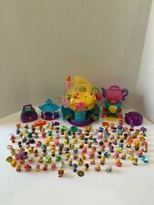 Lot of Squinkies figures plus accessories by Blip Toys over 140 pieces