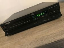 Philips CD372 Compact Disc CD-Player Perfect Display.