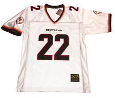Las Vegas Outlaws Jersey Customized XFL He Hate Me
