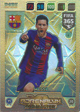 Fifa 365 Cards 2018 - 006 - Top Master - Lionel Messi - Rare