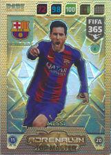 Fifa 365 Cards 2018 - 006 - Top Master - Lionel Messi - Rare