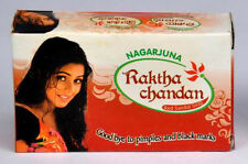 Red Sandalwood Soap - Pure ayurvedic formulation for glowing skin  -free Postage