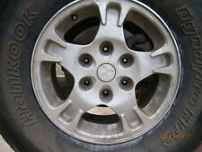"PAJERO NM Style Mag Wheels 16"" x 7""  Set of 5 Rims"