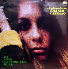 FRANCO CASSANO al pianoforte - Mi Sono Innamorato Di Te LP 33 Giri SIGILLATO