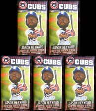(5) Lot of 5 Chicago Cubs Jason Heyward  South Bend Cubs SGA Bobbleheads (5)