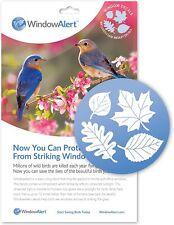 Bird Deterrent Window Decals