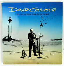 DAVID GILMOUR CD EP Live Selections From On An Island 06 COLUMB PROMO Pink Floyd