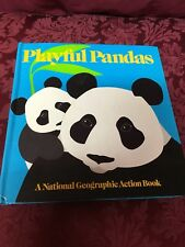 Playful Pandas : A National Geographic Action Book (1991 Hardcover Pop-Up Book)