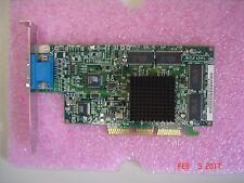 HP 30-56258-02 3DLABS VX1 2D 32MB  OXYGEN AGP GRAPHICS ADAPTER, REFURBISHED
