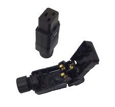 Confezione da 5x IEC C19 16 Amp rewireable Connettore - 16A Donna
