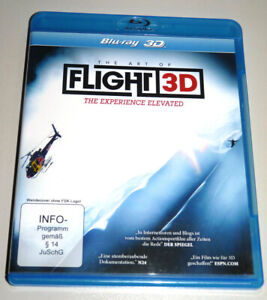 THE ART OF FLIGHT 3D: THE EXPERIENCE ELEVATED (Blu-Ray) BR DEUTSCH