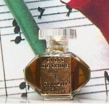 Crepe De Chine Perfume Splash Micro Mini 1/20 Oz. By F. Millot. Vintage