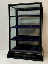 Victorian Advertising  Shop Display Pen Cabinet Watermans Ideal Fountain Pen