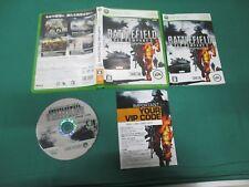 Xbox360 -- BATTLEFIELD BAD COMPANY 2 -- JAPAN. GAME. Work. 55469