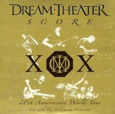 Dream Theater - Score NEW CD