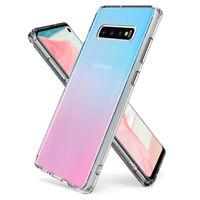 Galaxy S10, S10 Plus, S10e Ciel [Etoile] Skypink Protective Slim TPU Cover Case