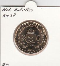 Netherlands Antilles 2 1/2 gulden 2012 BU - KM38