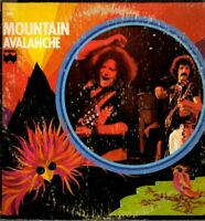 Mountain Vinyl LP Columbia Records 1974, KC-33088, Avalanche ~ VG+