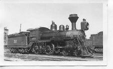 0A626 RP 1940s CANADIAN PACIFIC RAILROAD 4-4-0 LOCOMOTIVE #30