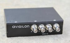 AVIGILON ENC 4 PORT ANALOG TO DIGITAL VIDEO CCTV ENCODER (IP TRANSMISSION)