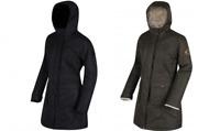 RWP237 Regatta Womens Ladies Roanstar II Insulated Waterproof Long Coat MRP £100