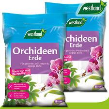 Westland 2 x 8 l Orchideen Erde »Die Nummer 1 in England für den Garten«