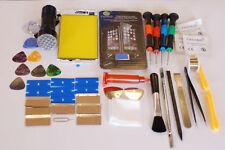 iPhone 8 Plus Bianco Kit di Riparazione Vetro Schermo Frontale Telaio Installato