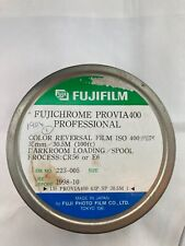 New ListingFuji Fujichrome Provia 400 professional film 35mm 100' new