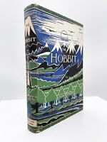 The Hobbit - FIRST EDITION - 9th Impression - TOLKIEN 1937 Lord of the Rings