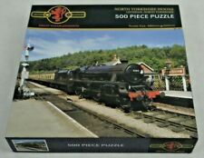 British Railways 500 Pc Jigsaw Puzzle Great Steam Journeys Levisham North Yorks