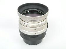 Zeiss Biogon 2,8/28 28mm 1:2,8 für for Contax G G1/G2 + Deck. + TOP Near Mint