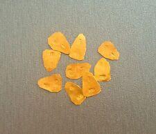 1 x 1 Grain (0.065 Grams) 999 Fine 24k Solid Gold Ingot Bullion Bar, Hand _ Made