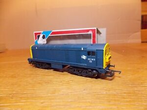 LIMA L205157 CLASS 20 DIESEL LOCO No 20183 in BR Blue Livery. OO Gauge.