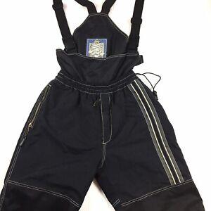 Vintage Billabong Megavent Retro Weather Proof Ski Snow Pants Salopettes Size L