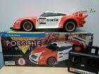 Radio Shack Radio Controlled Porsche 911 GT1 Le Mans Giesse 60-4230 WORKS GREAT