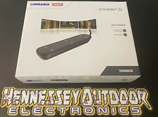 Lowrance 2-1 Active Image Transducer  Sidescan Downscan HDS 000-14490-001
