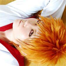 Bleach Kurosaki Ichigo cosplay kostüm perücke