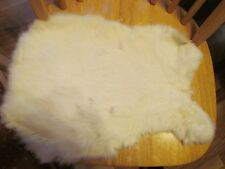 RABBIT FUR PELTS TANNED EXCELLANT FOR  CRAFTS SEWING FREE SHIPPING 6 OR MORE