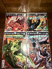 METAL:BATS OUT OF HELL 1-4 SIGNED ETHAN VAN SCIVER DYNAMIC FORCES COMICS