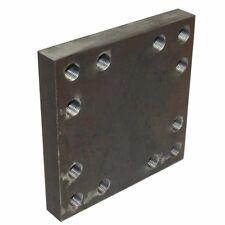 Gegenplatte für Zugöse;  280x158x30; verstellbar / LA 110x100mm;