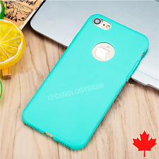 iPhone 7 & iPhone 8 Case Ultra Thin Soft TPU Colorful Pastel Candy Cover