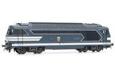 JOUEF HJ2330 LOCOMOTIVE DIESEL BB 67530 LIVREE BLEUE A PLAQUES SANS JUPES SNCF